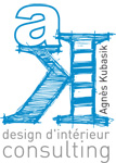 Logo Ak Design Interieur